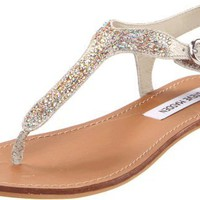 Steve Madden Women&#x27;s Beaminng Sandal:Amazon:Shoes