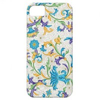 Filigree - iPhone 5 Case from Zazzle.com