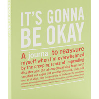 Its Gonna Be Okay Journal | Mod Retro Vintage Desk Accessories | ModCloth.com