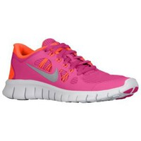 Nike Free 5.0 - Girls&#x27; Grade School at Foot Locker