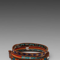 CHAN LUU Wrap Bracelet in Multi Mix/Natural Brown from REVOLVEclothing.com