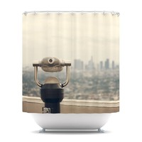 Catherine McDonald &quot;The View LA&quot; Shower Curtain | KESS InHouse