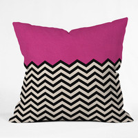 DENY Designs Home Accessories | Bianca Green Follow Your Heart Throw Pillow