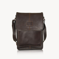 Jill-e Designs Jack Metro Tablet Colombian Leather Bag