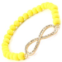 Infinity Yellow Stretch