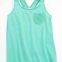 Roxy &#x27;Spring Luster&#x27; Tank Top (Big Girls) | Nordstrom