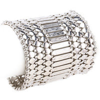 Ethereal Stretch Bracelet - Silver -  $26.00 | Daily Chic Accessories | International Shipping