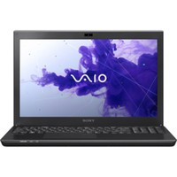Sony - VAIO S Series 15.5&quot; Laptop - 6GB Memory - 500GB Hard Drive - Black