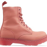 Dr. Martens Pascal in Acid Pink Cartegena at Solestruck.com