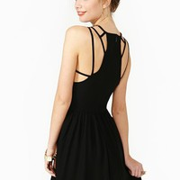 Play Back Dress