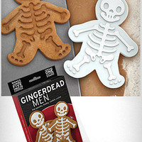 Gingerdead Man Cookie Cutter | PLASTICLAND