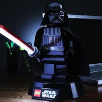 LEGO Star Wars Darth Vader Desk Lamp | The Gadget Flow