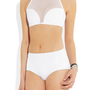 Beth Richards|Faye mesh-paneled bikini|NET-A-PORTER.COM
