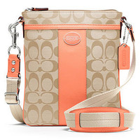 COACH SIGNATURE SWINGPACK - COACH - Handbags &amp; Accessories - Macy&#x27;s