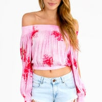 One Teaspoon Heartless Gypsy Bodice Top $108
