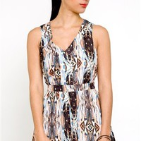 Ladakh Rococo Romper- Rompers- $87