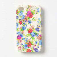 Anthropologie - Floral iPhone 4 & 4S Case