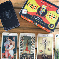 Zombie Tarot at Firebox.com