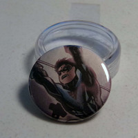 Comic Book 1.5&quot; Button// Nightwing