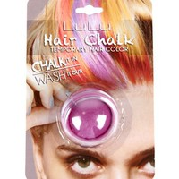 Purple Hair Chalk