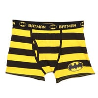 DC Comics Batman Stripe Boxer Briefs | Hot Topic