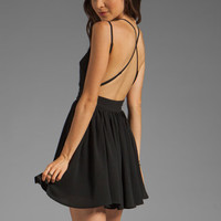 keepsake Wind in the Willows Dress in Black from REVOLVEclothing.com