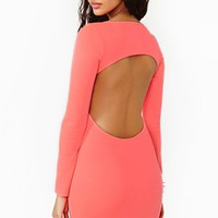 Neon Midnight Dress