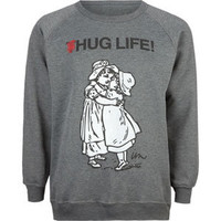 IMPERIAL MOTION Hug Life Mens Sweatshirt