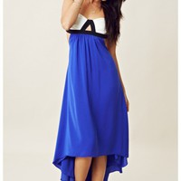 Pencey Grecian Dress