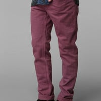 Urban Outfitters - THVM Wine-Dyed Tapered Jean