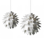 Normann Copenhagen Norm 69 Suspension Lamp - Style # 501, Modern Suspension Lamps - Modern Chandeliers - Modern Pendant Lighting | SwitchModern.com
