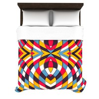 "Danny Ivan ""Stained Glass"" Duvet Cover 