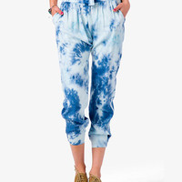 Tie-Dye Harem Pants