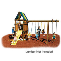 Alpine Custom Swing Set Hardware Kit | Overstock.com