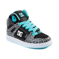 YouthTween DC Rebound Skate Shoe, Mint Black  Journeys Kidz