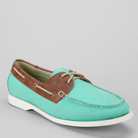Anchor Canvas Boat Shoe