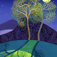 The Perfect Time by Wynn Yarrow: Giclée Print - Artful Home
