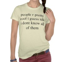 people tees from Zazzle.com