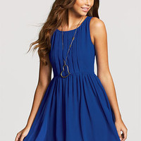 Emma Pleated Dress