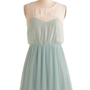 Salt Lake Pretty Dress in Water | Mod Retro Vintage Dresses | ModCloth.com