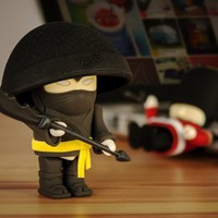 Kung Fu Master USB | The Gadget Flow
