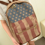 Retro Union Jack Shoulder Bags