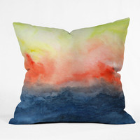 DENY Designs Home Accessories | Jacqueline Maldonado Brushfire Throw Pillow