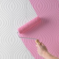 Graham and Brown 17583 Feature Wall Curvy Wallpaper - Amazon.com