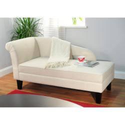 Leena Storage Chaise | Overstock.com