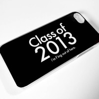 iPhone Case 4/4S - Class of 2013 iPhone 4/4S Case