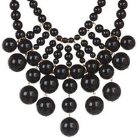 Gabriella Rocha Hanging Circle Necklace