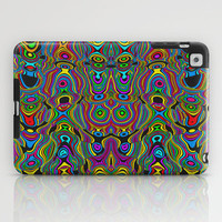 Smiles iPad Case by Glanoramay