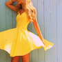 Summer Color Lovin': Yellow