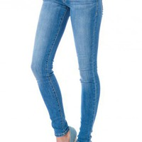 Skinny Jeans in Medium Rinse - ShopSosie.com